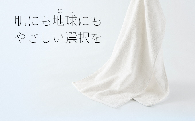 高吸水・抗菌・消臭タオル Bio Towel(フェイスタオル)